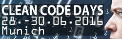 Clean Code Days 2016